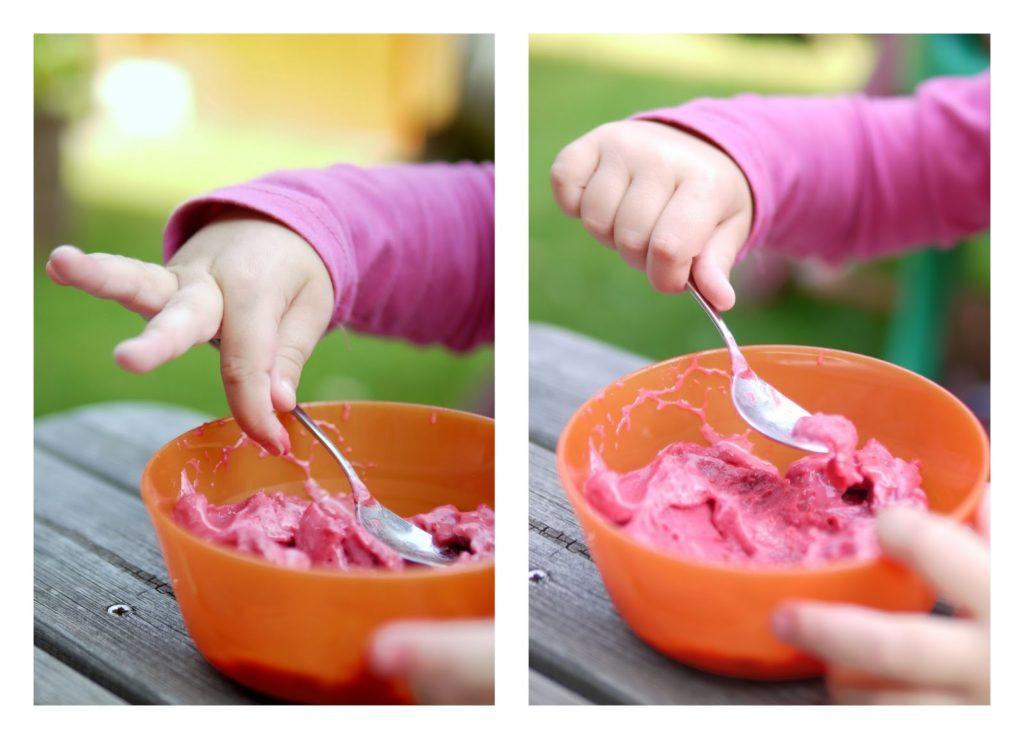 Frozen Yogurt   Rezept   Eis   Dessert   Nachtisch
