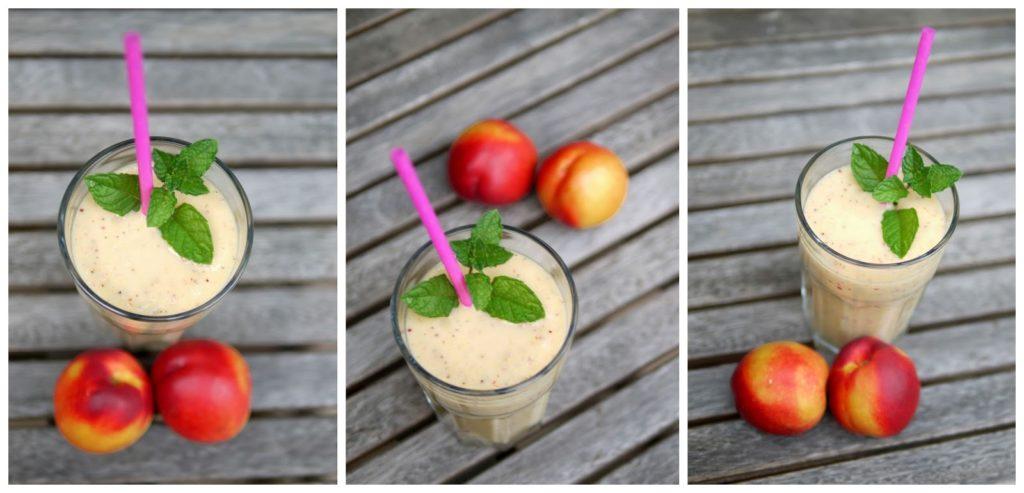 Exotische Obstsmoothies   Rezept   Frühstück   Getränk