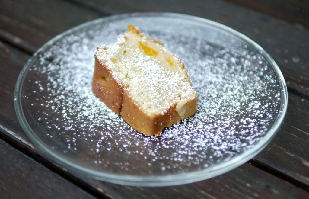 Pfirsichkuchen mit Schmand   Rezept   Backen   Kuchen