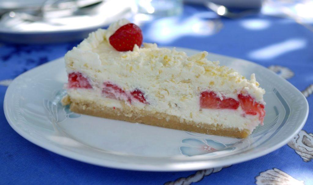 Erdbeer-Kokos-Traum | Backen | Kuchen | Erdbeeren