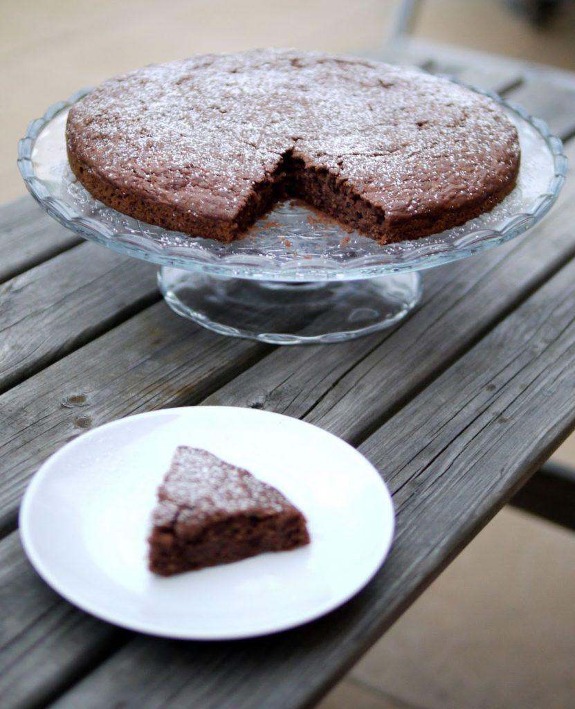 Experimente aus meiner Küche: Schokoladenkuchen mit Zucchini