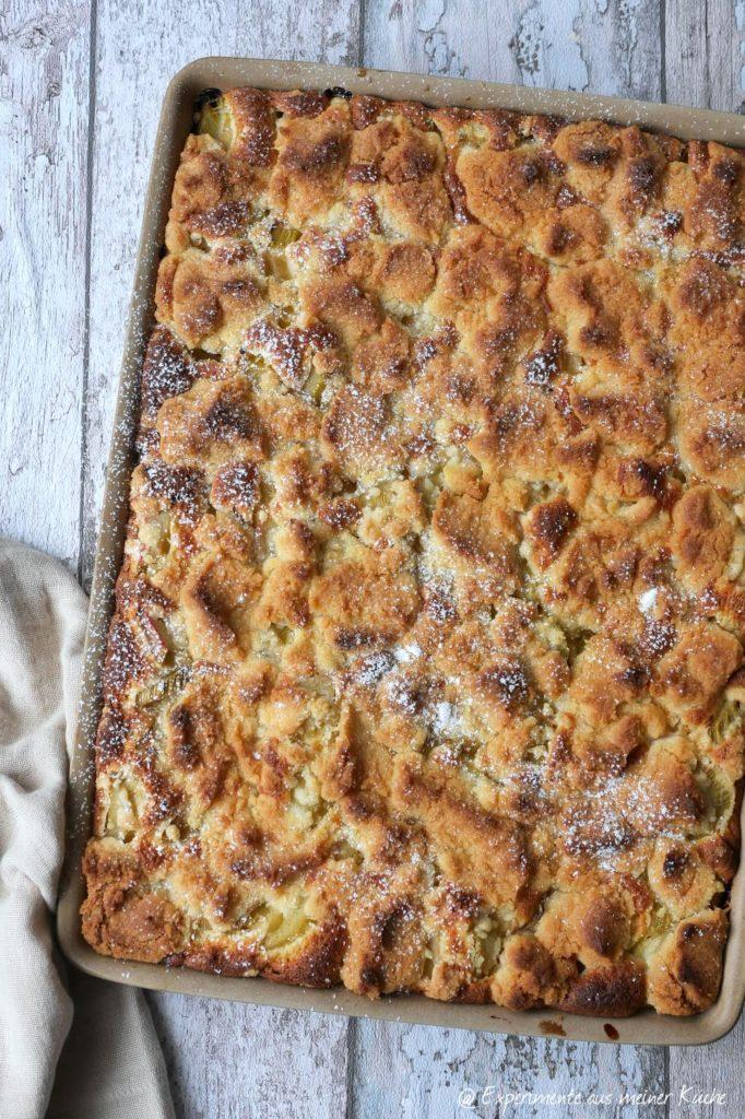Streuselkuchen nach Oma Gerda | Rezept | Backen | Kuchen | Essen