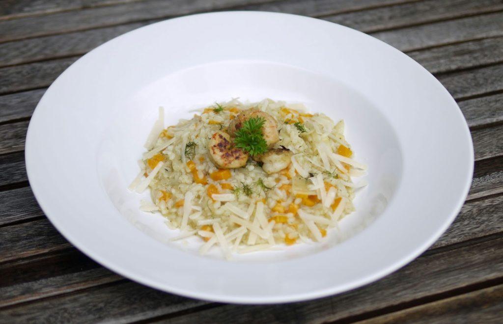 Fenchel-Möhren-Risotto | Rezept | Kochen | Essen