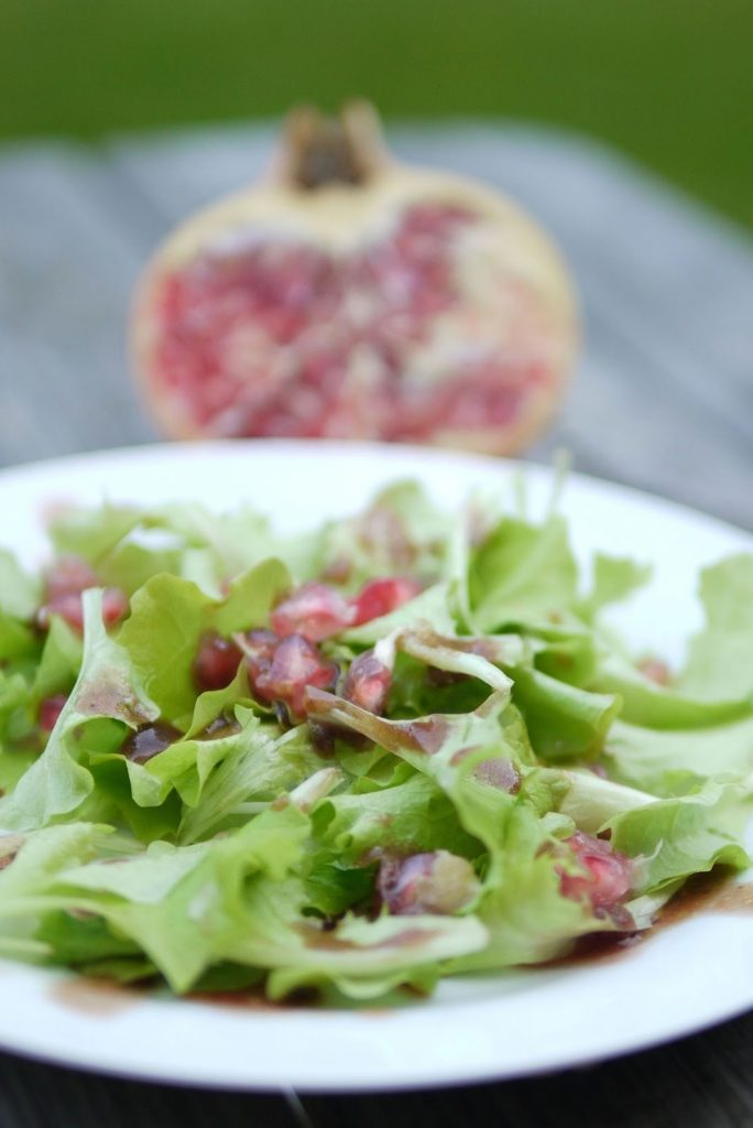 Granatapfelsalat   Rezept   Kochen   Essen   Beilage