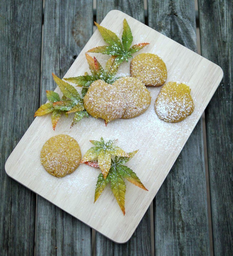 Kürbishappen | Backen | Kekse | Plätzchen | Rezept
