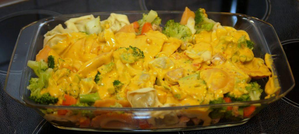 Tortellini-Auflauf | Kochen | Rezept