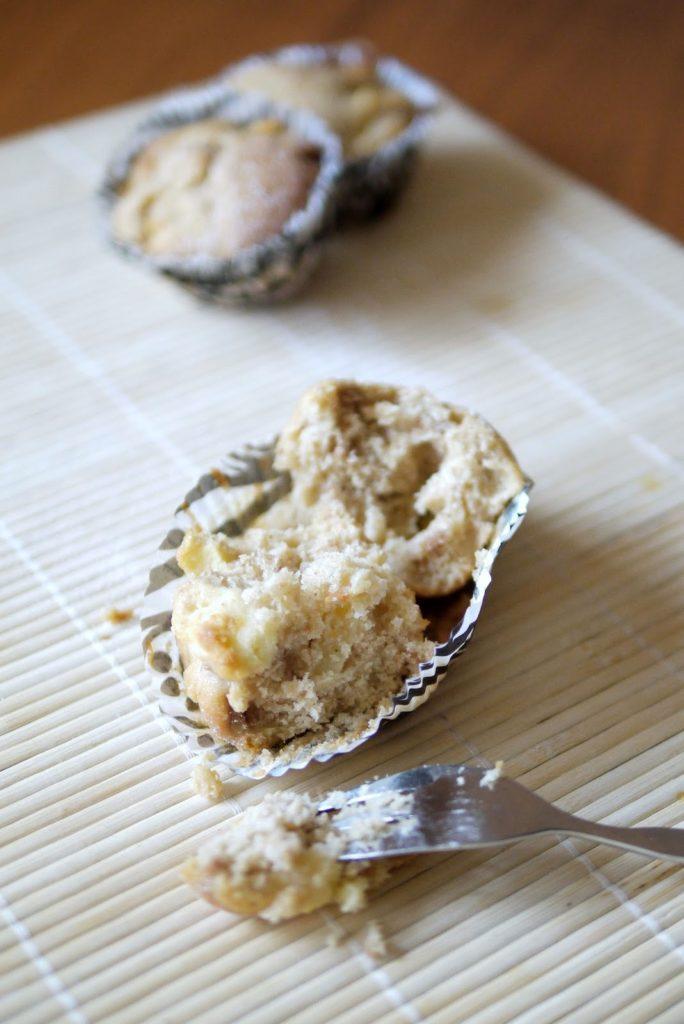 Apfel-Spekulatius-Muffins | Backen | Kuchen | Rezept