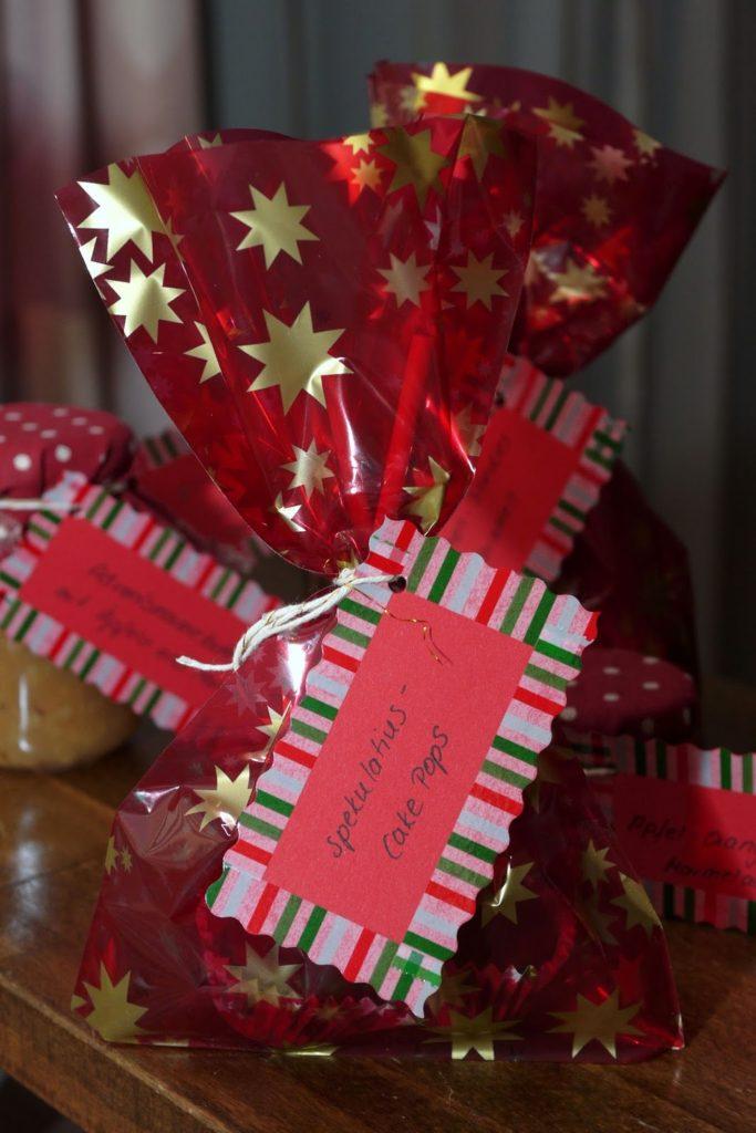 Spekulatius-Cake Pops | Backen | Weihnachten