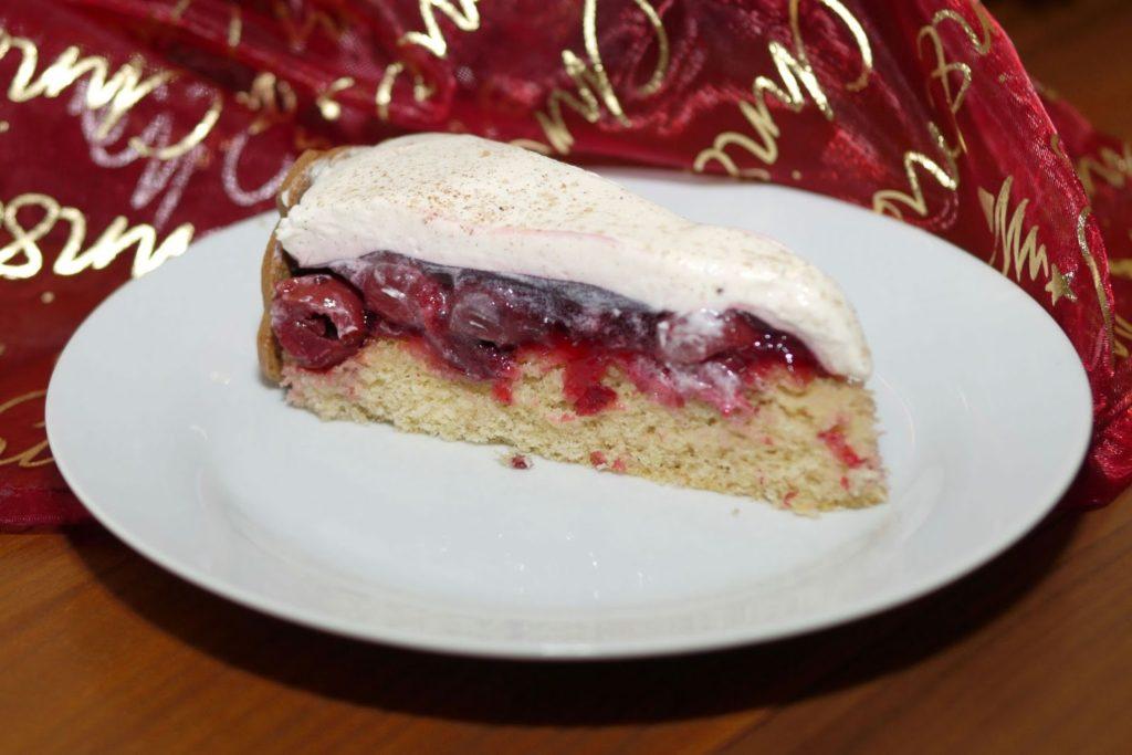Fruchtige Lebkuchentorte   Backen   Kuchen   Torte   Rezept