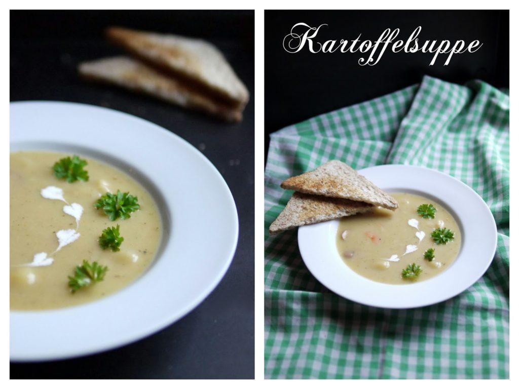 Kartoffelsuppe | Rezept | Kochen | Essen | Suppe
