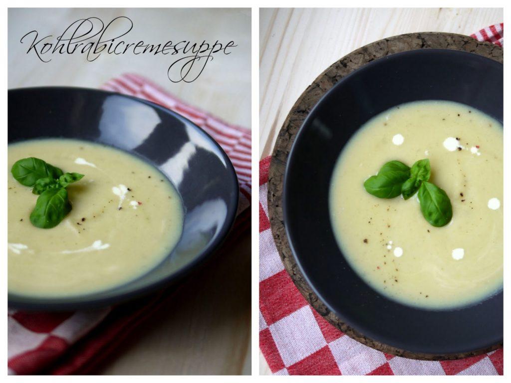 Kohlrabicremesuppe | Rezept | Kochen | Suppe
