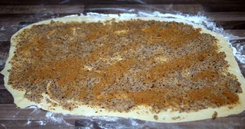 Hefeschnecken | Backen | Rezept | Kuchen | Gebäck | Hefeteig