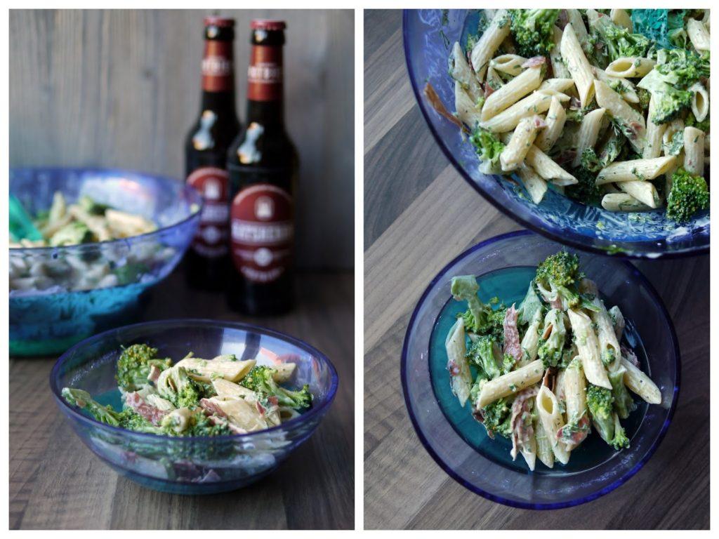 Brokkoli-Pasta-Salat | Rezept | Kochen | Grillen | Beilage
