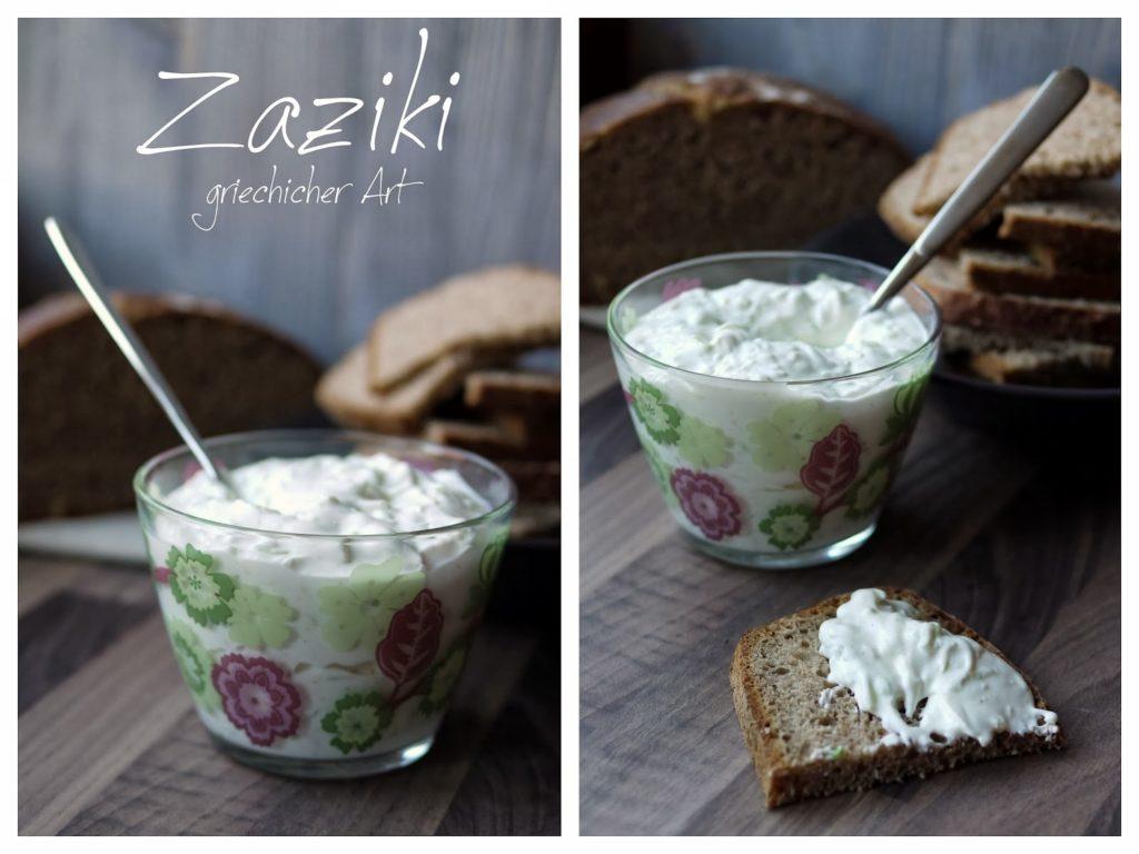 Zaziki | Rezept | Grillen