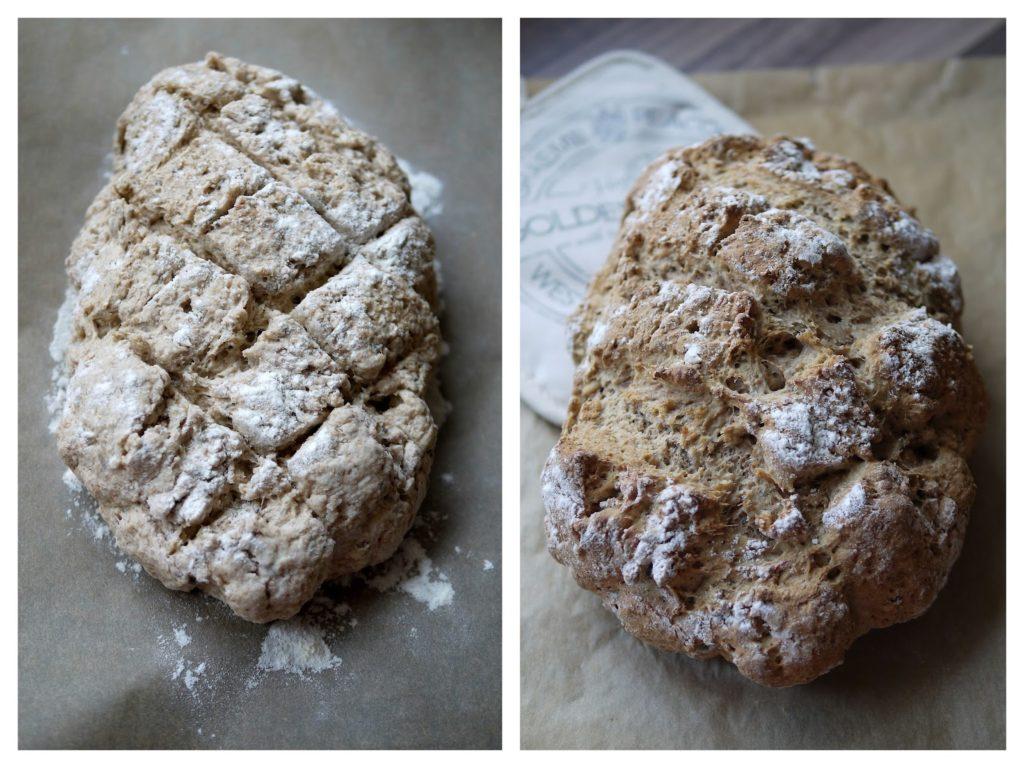 Experimente aus meiner Küche: Irisches Soda-Brot