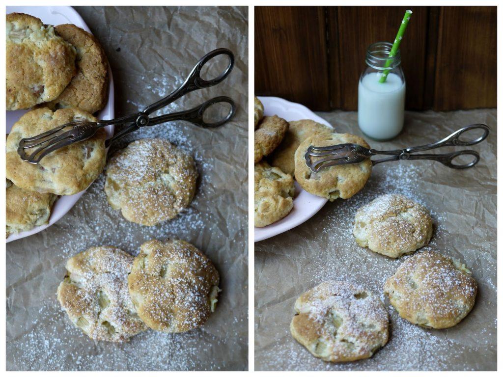 Experimente aus meiner Küche: Rhabarber-Scones
