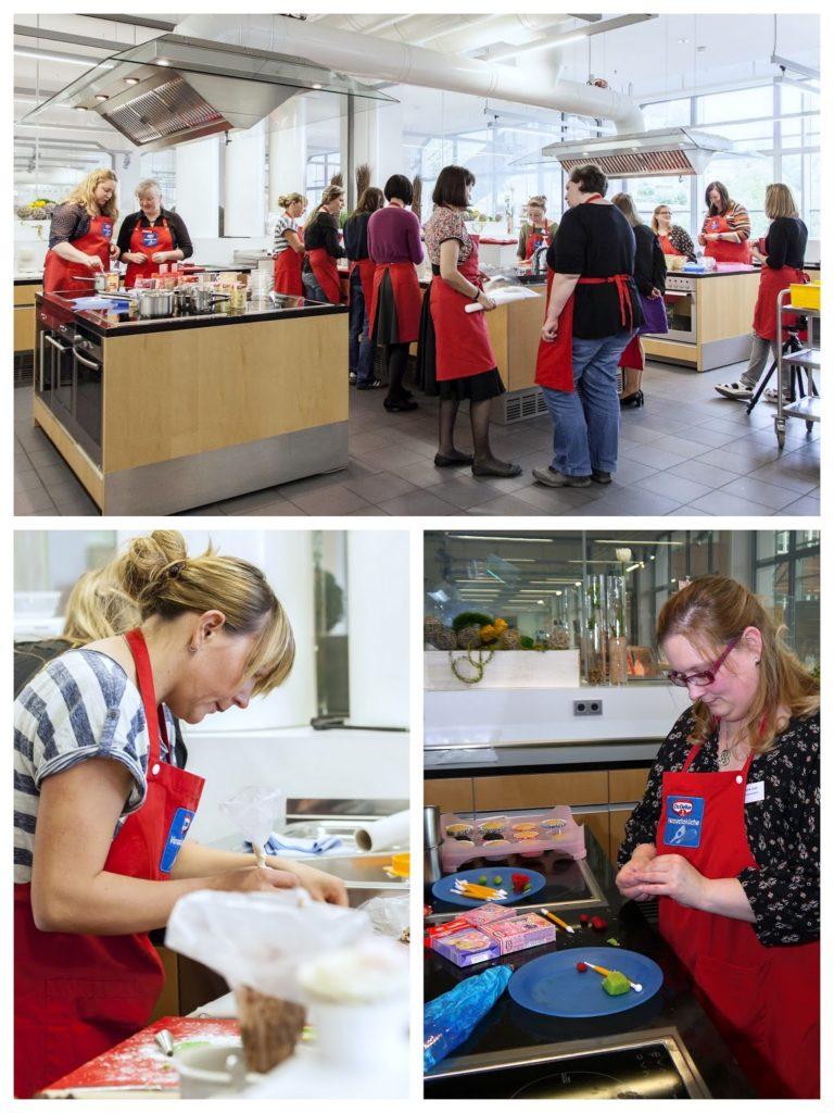Experimente aus meiner Küche: Dr. Oetker Blogger Workshop