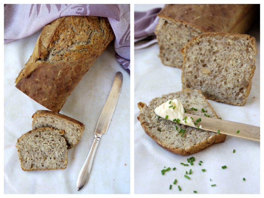 Experimente aus meiner Küche: Walnuss-Brot