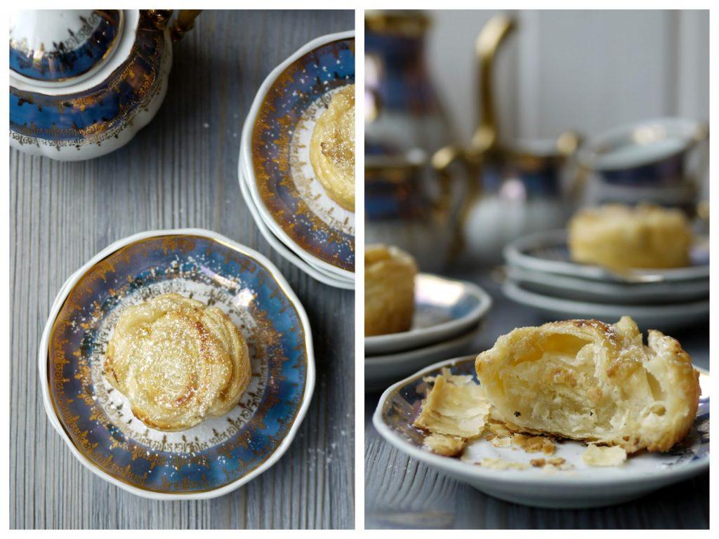 Experimente aus meiner Küche: Rhabarber-Frischkäse-Schnecken