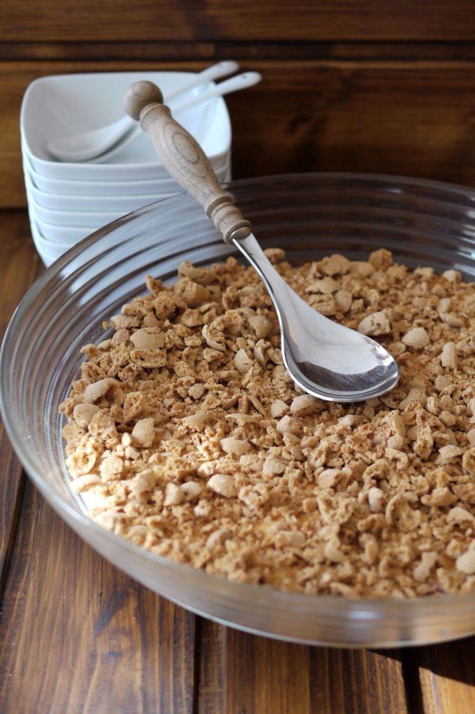 Experimente aus meiner Küche: Rhabarber-Quark-Traum mit Amarettini