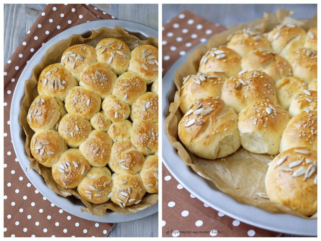 Experimente aus meiner Küche: Brötchensonne #breadbakingfriday