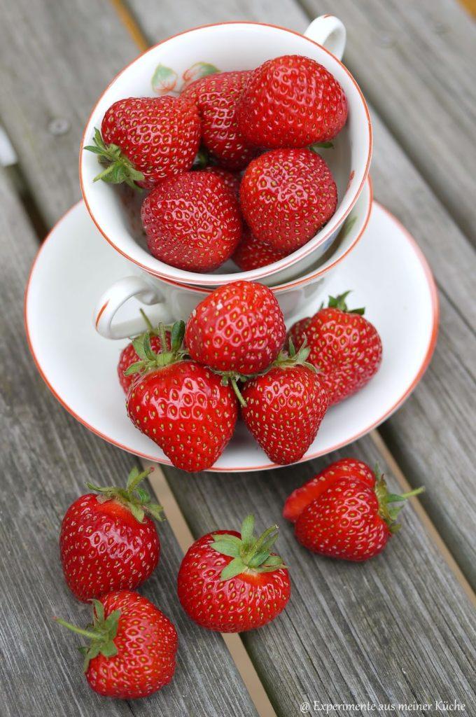Experimente aus meiner Küche: Ende der Erdbeersaison