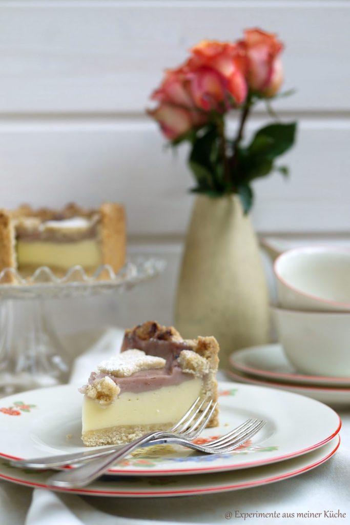 Experimente aus meiner Küche: Pudding-Keks-Kuchen