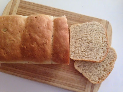 Experimente aus meiner Küche: Bread Baking (Fri)day: Vollkorn-Toastbrot von Anita