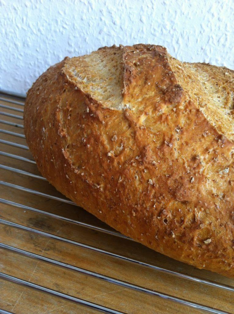 Experimente aus meiner Küche: Buttermilchbrot #breadbakingfriday
