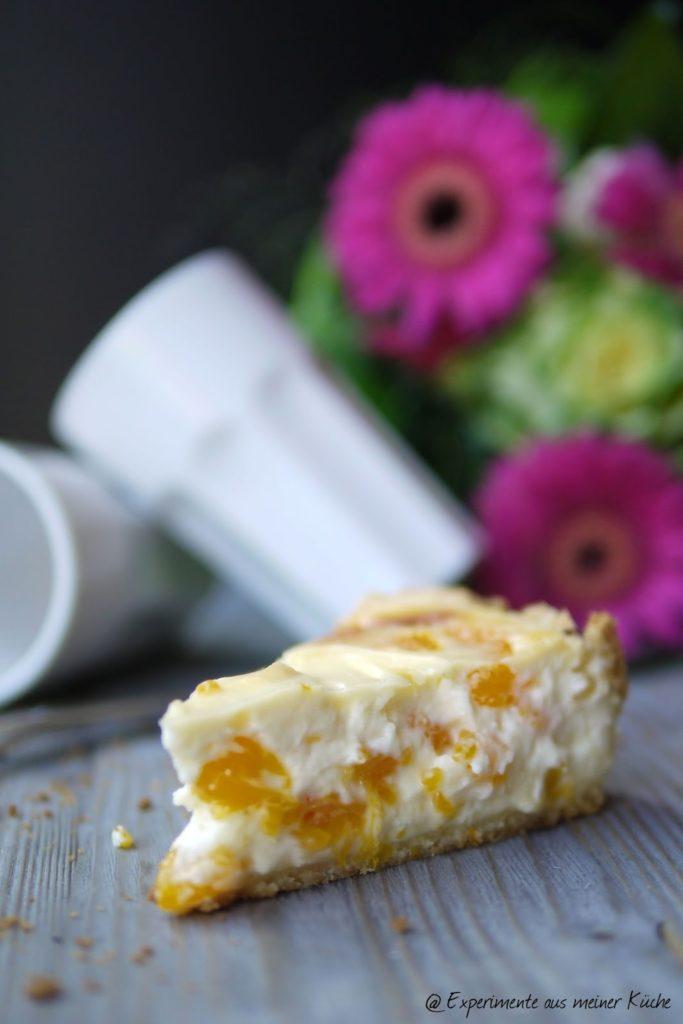 Experimente aus meiner Küche: Mandarinen-Schmand-Kuchen