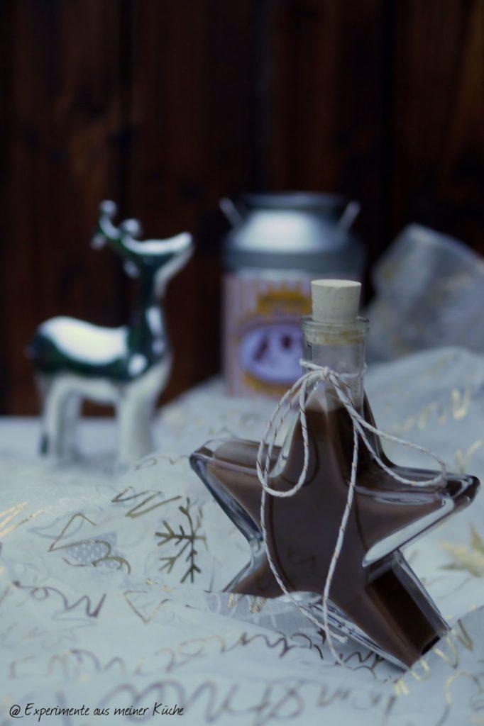 Experimente aus meiner Küche: Kaffee-Karamell-Likör mit Whiskey