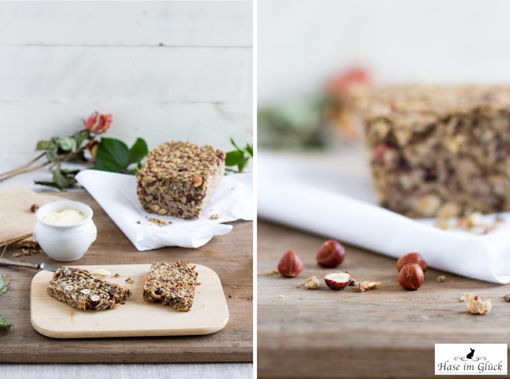 Experimente aus meiner Küche: Life Changing Bread #breadbakingfriday