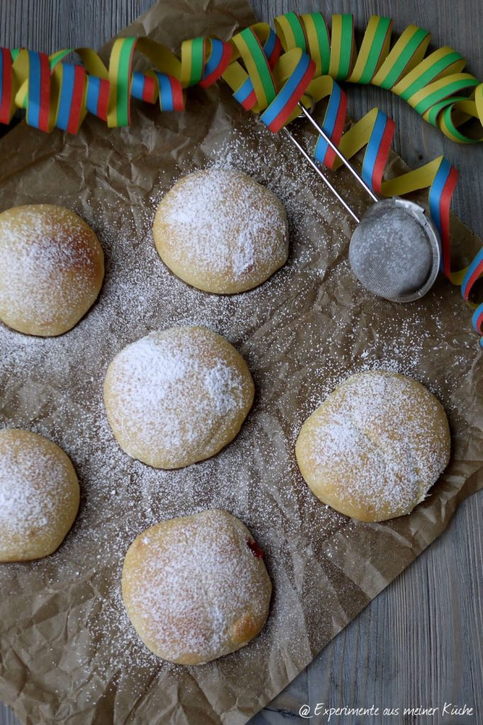 Experiemente aus meiner Küche: Ofenberliner