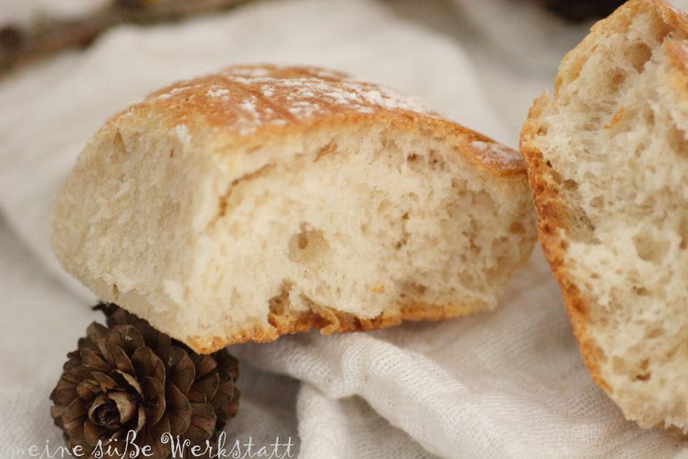 Experimente aus meiner Küche: Brötchen mit Übernachtgare #breadbakingfriday