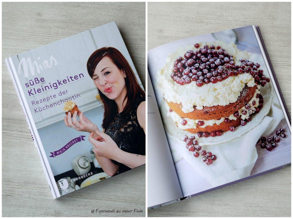 """Experimente aus meiner Küche: Buchvorstellung """"Mias süße Kleinigkeiten"""""""