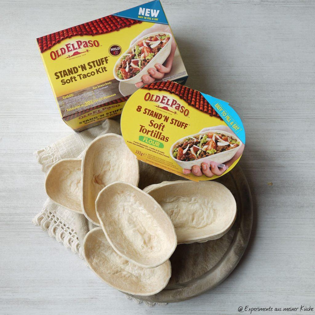 Experimente aus meiner Küche: Stand´n Stuff Soft Tortillas
