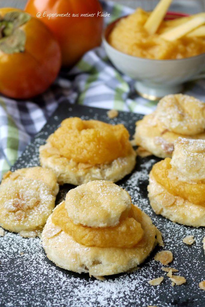 Experimente aus meiner Küche: Ofenpfannkuchentürmchen mit Persimon®