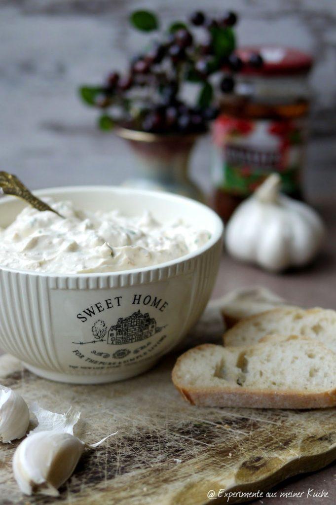 Experimente aus meiner Küche: Italienischer Brotaufstrich