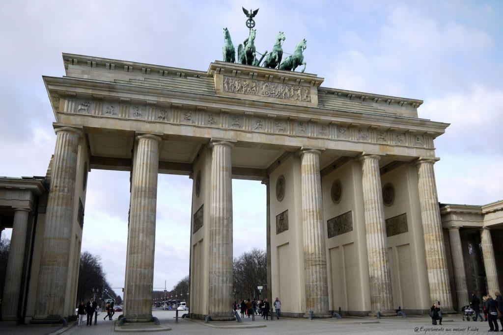 Experimente aus meiner Küche: Unterwegs in Berlin
