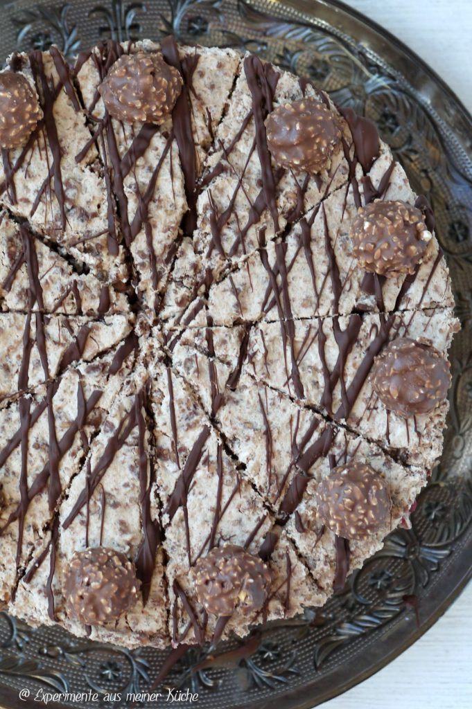 Experimente aus meiner Küche: Rocher-Kirsch-Torte