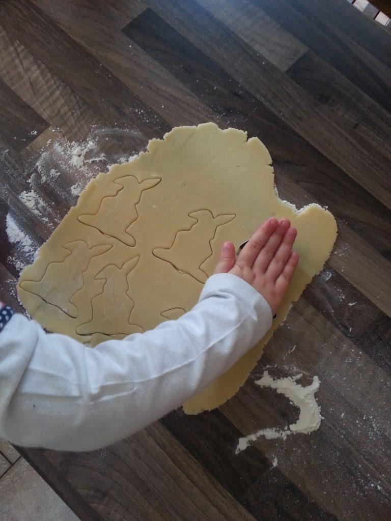 Experimente aus meiner Küche: Zweierlei Osterkekse