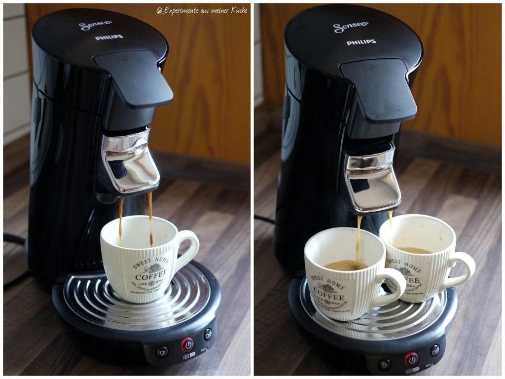 Experimente aus meiner Küche: SENSEO® Viva Café {Testbericht + Verlosung}