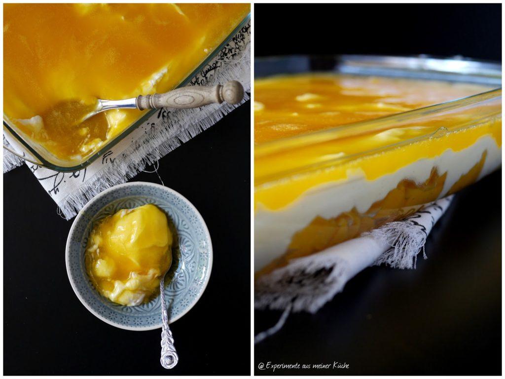 Experimente aus meiner Küche: Solero-Dessert {Verpflegung für die EM}