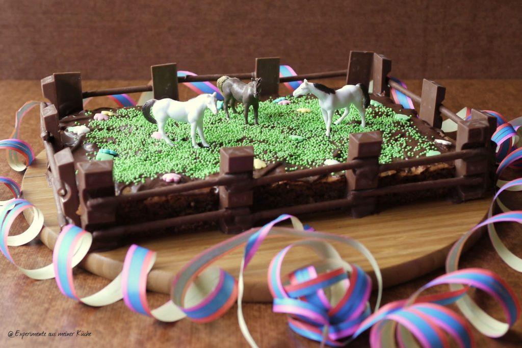 Experimente aus meiner Küche: Pferdemottoparty