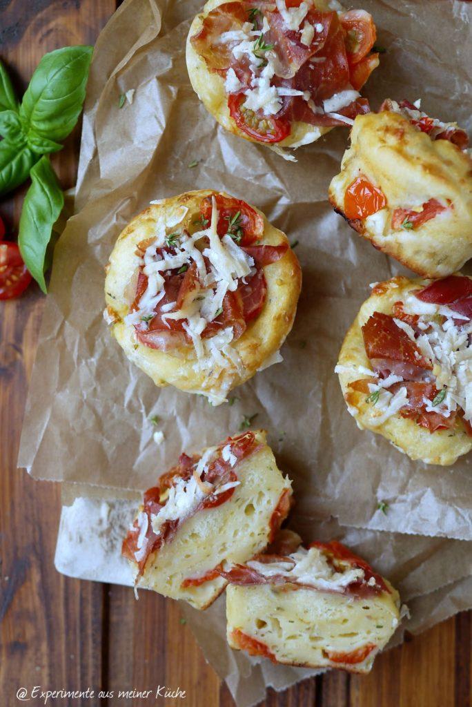 Experimente aus meiner Küche: Tomaten-Muffins mit Skyr