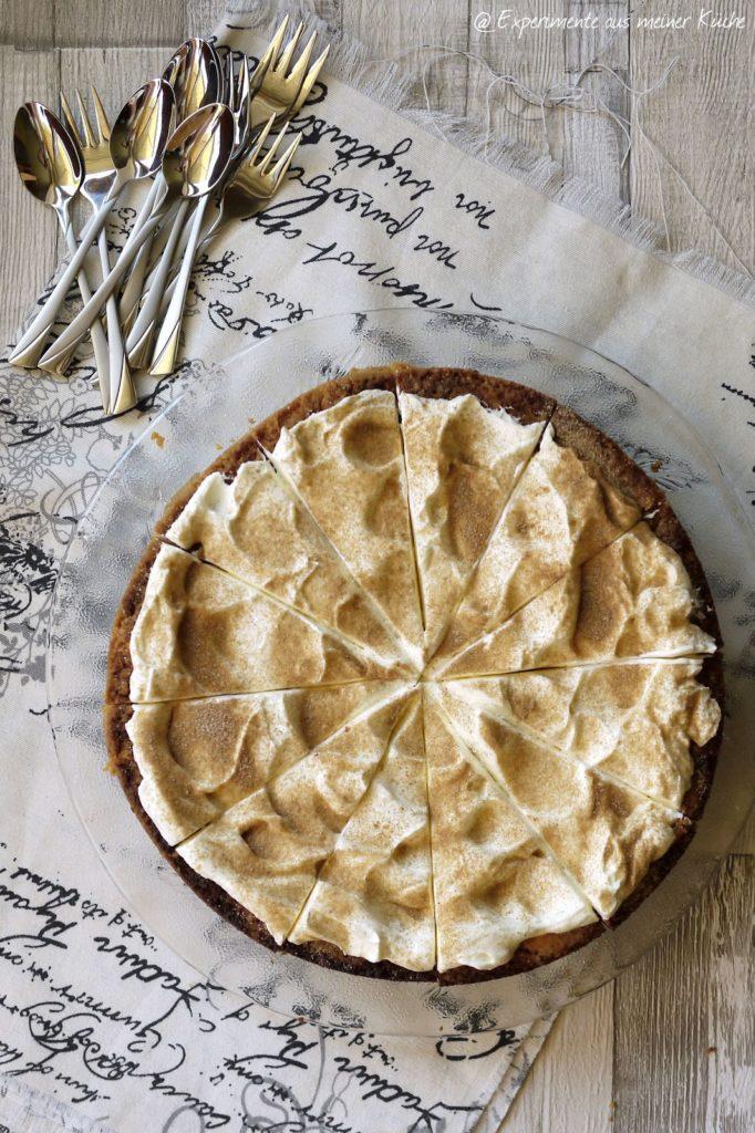 Experimente aus meiner Küche: Apfel-Schmand-Torte