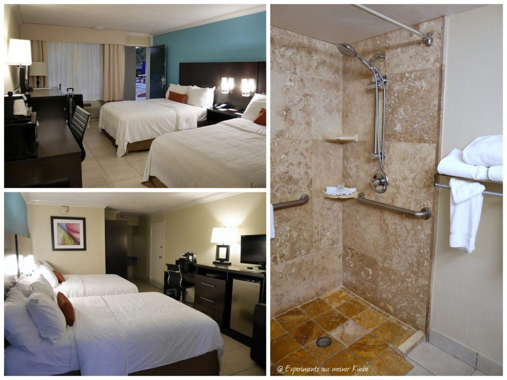 Florida - Fort Myers Beach - Hotel Wyndham Garden {EamK on Tour}