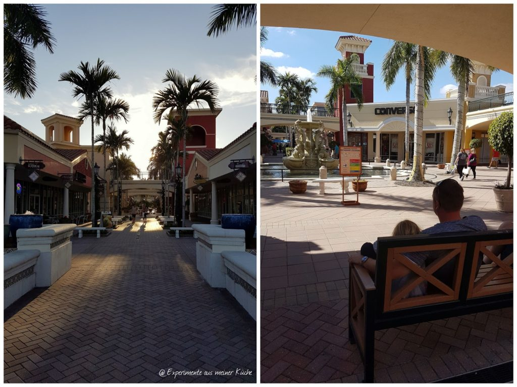 Florida - Fort Myers Beach - Miromar Outlet {EamK on Tour}