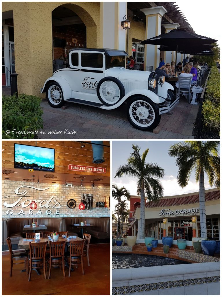 Florida - Fort Myers Beach - Ford´s Garage {EamK on Tour}