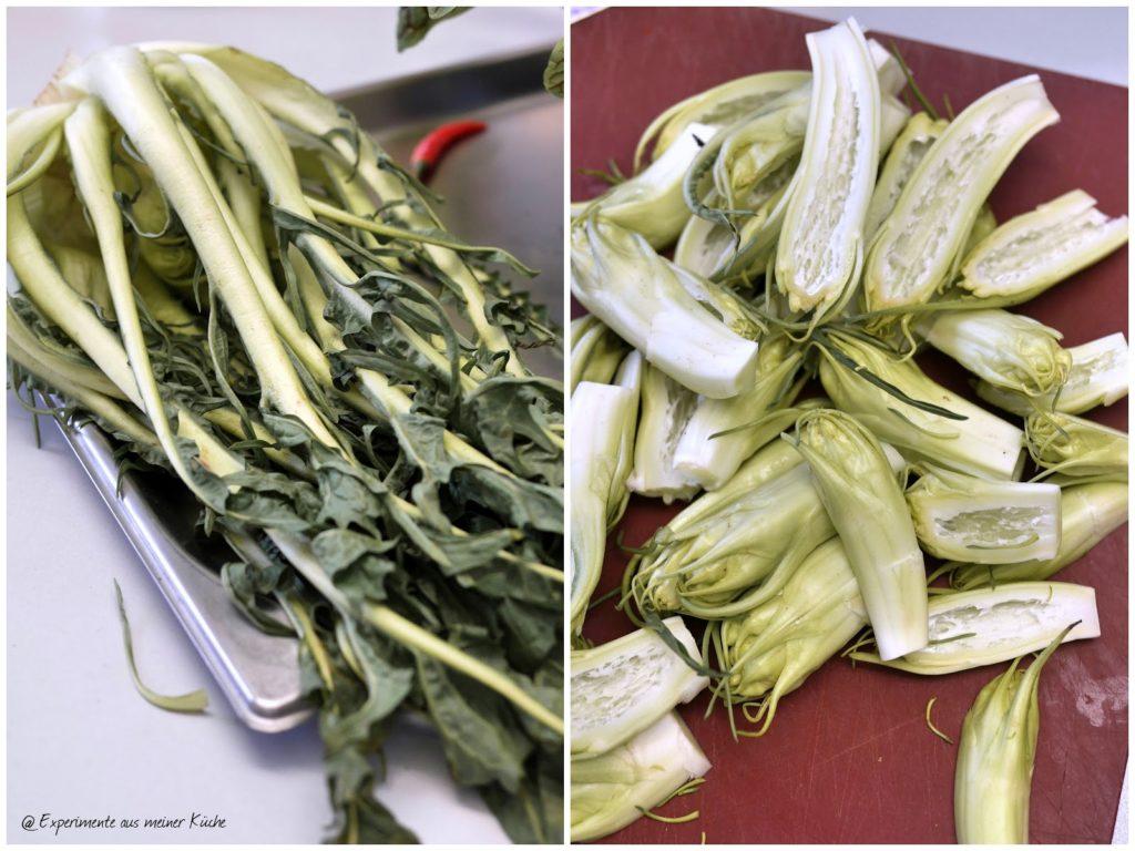 Experimente aus meiner Küche: Puntarelle